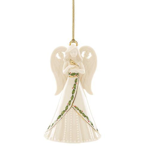 Holiday Angel Bell with Dove