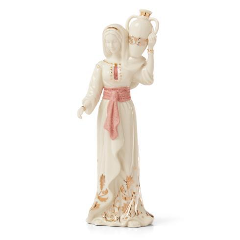 Lenox  First Blessing Nativity Woman with Water Jug $80.00