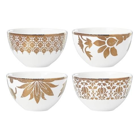 $50.00 Dessert Bowls, Set of 4