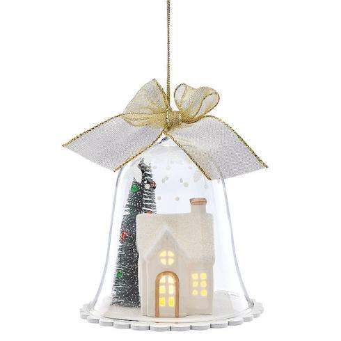 Wonderbell Lit Ornament, House