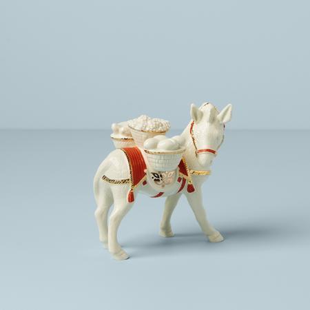 Lenox  First Blessing Nativity Donkey $70.00