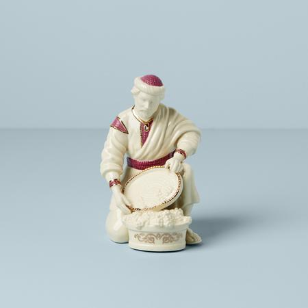 Lenox  First Blessing Nativity Wine Maker $80.00