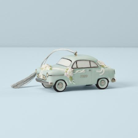 $33.00 2020 Just Married Vintage Car