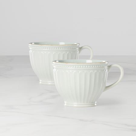 $27.00 Set of 2 Latte Mugs