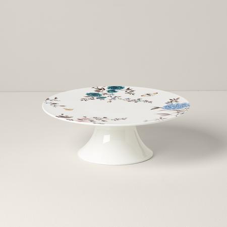 $70.00 White Cake Plate
