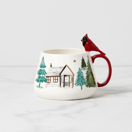 Lenox  Balsam Lane Cocoa Mug $20.00