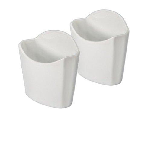 White Serve Pieces collection