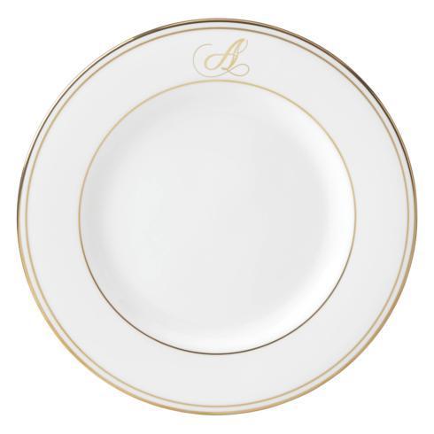 $27.00 Salad Plate, A