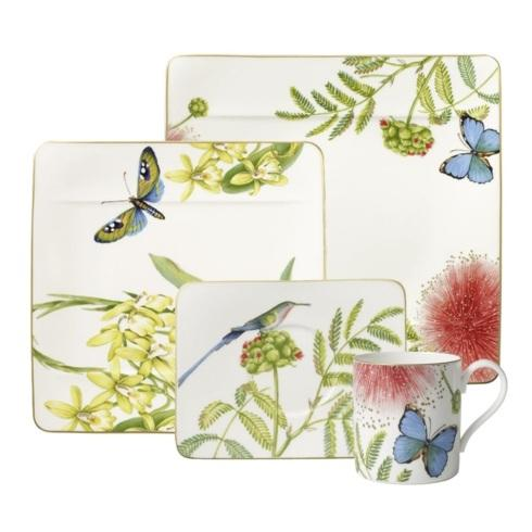$165.90 4 Piece Place Setting: Square
