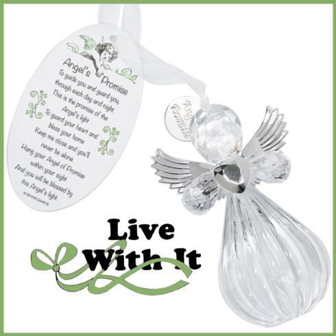 $14.00 Angel\'s Promise Ornament