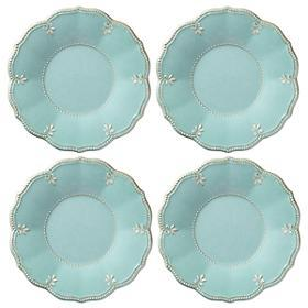 French Perle Melamine collection with 4 products