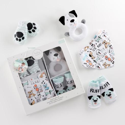$26.00 Puppy Love 4 Piece Gift Set