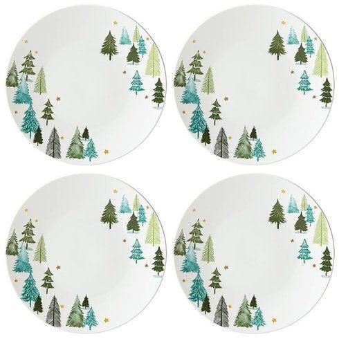 Lenox  Balsam Lane Dinner Plates, Set of 4 $50.00