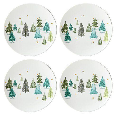 Lenox  Balsam Lane Accent Plates, Set of 4 $40.00