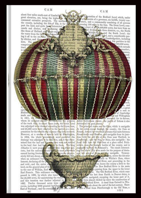$27.00 Baroque Fantasy Balloon 3
