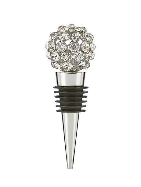 Kate Spade  Two of a Kind Jeweled Bottle Stopper $25.00