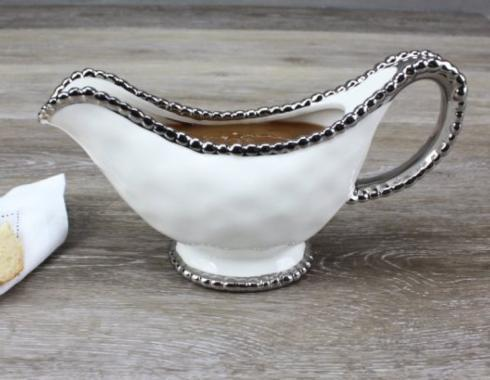 Live With It by Lora Hobbs Exclusives  Pampa Bay Salerno Gravy Boat $28.00