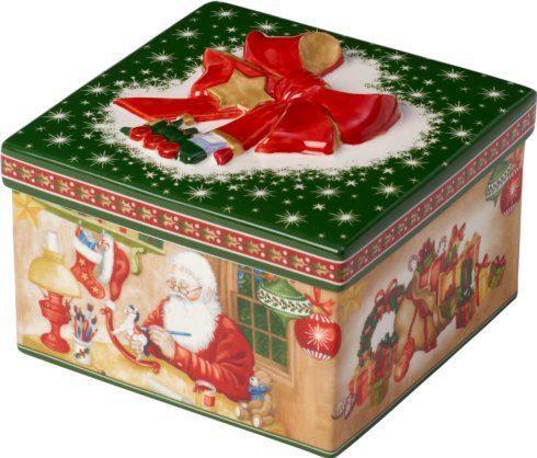 6000 medium square gift box workshop - Large Christmas Gift Boxes
