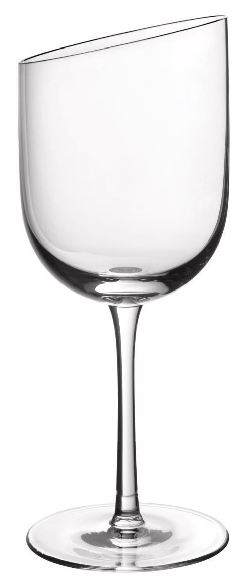 Villeroy & Boch  NewMoon Glass Red Wine Glass: Set of 4 $50.00