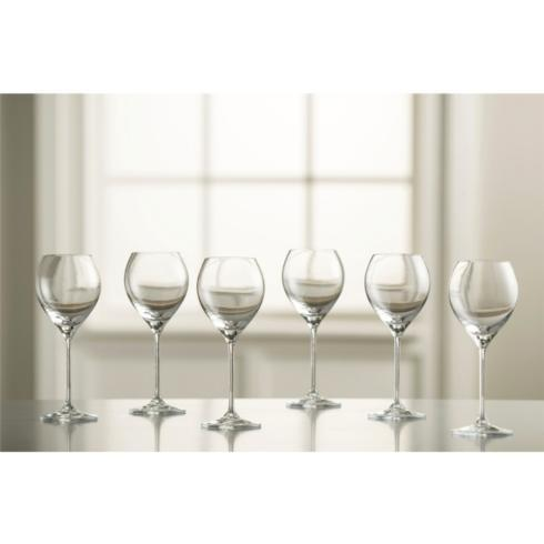 Galway Irish Crystal  Clarity White Wine, Set of 6 $30.00