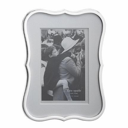 Kate Spade  Crown Point  4 x 6 Frame  $45.00