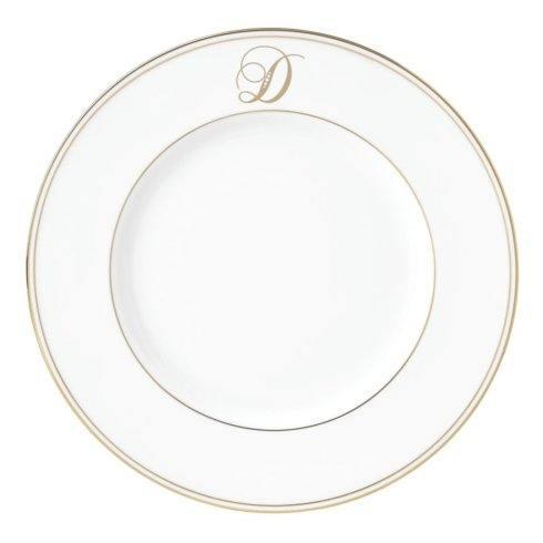 $50.00 Accent Plate, D