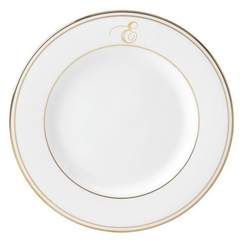 $27.00 Salad Plate, E