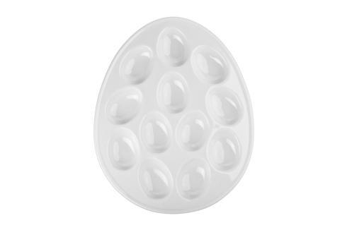 $18.00 Oval Egg Dish