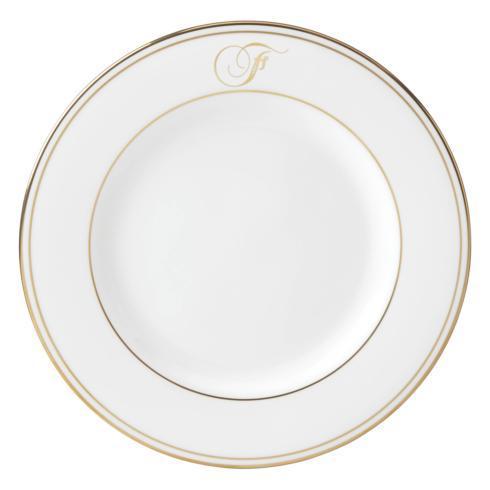 $27.00 Salad Plate, F