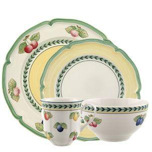 $125.40 4 Piece Place Setting