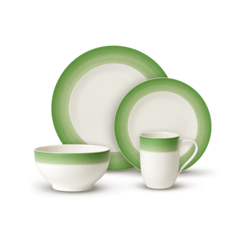 $120.00 8 Piece Dinnerware Set, Service for 2
