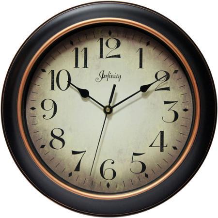 $34.00 Precedent Wall Clock