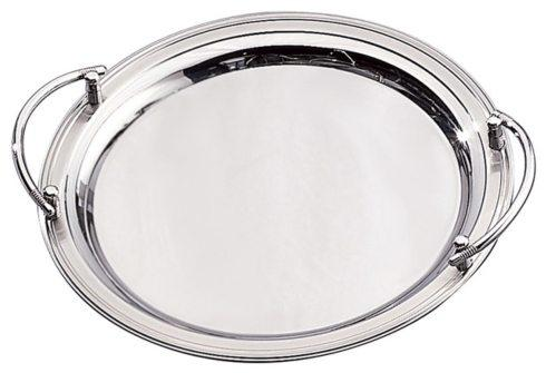 Round Tray With Handles, 14