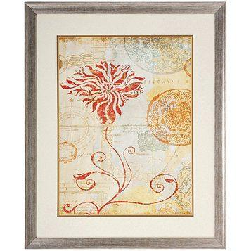 $85.00 Map WallFlower II