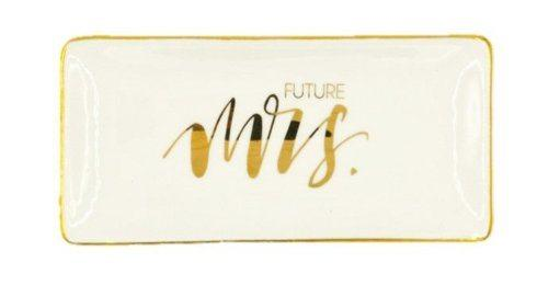 Trinket Tray, Future Mrs. collection with 1 products