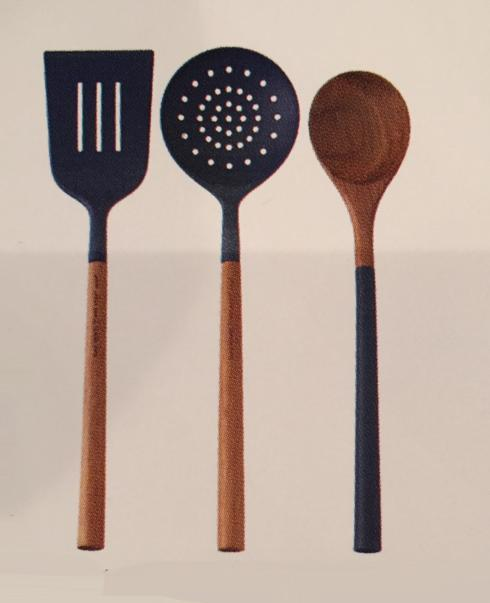 Kate Spade  Gadgets Navy Kitchen Tools, Set of 3 $35.00