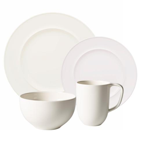 Villeroy & Boch  Neo White 4 Piece Place Setting $30.00