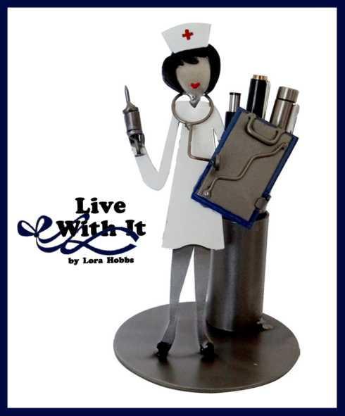 $44.00 Nurse Pen holder