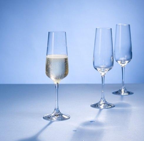 Villeroy & Boch  Ovid Ovid Set of 4 Champagne Flutes $25.00