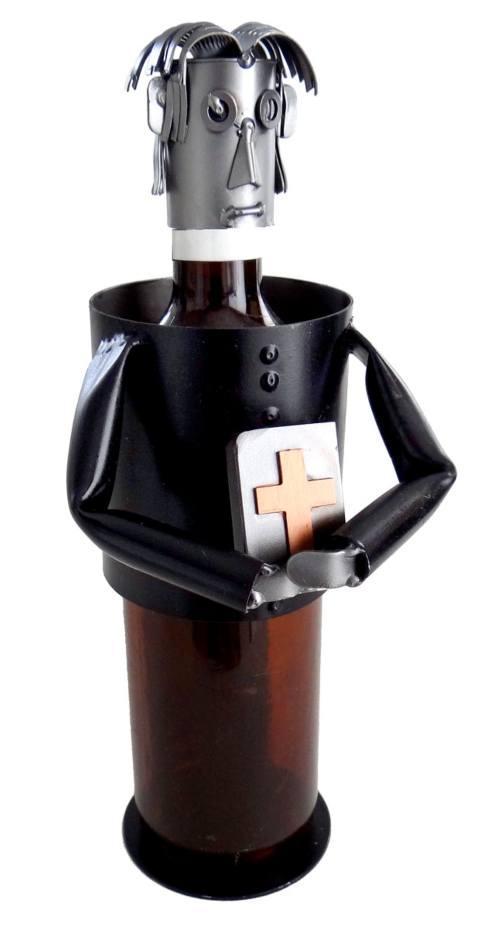 $85.00 Priest: Wine Bottle Holder