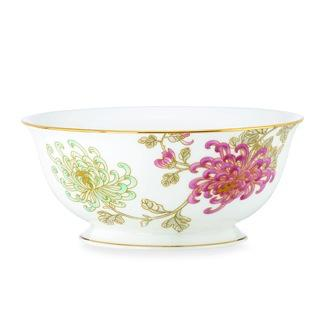 Marchesa by Lenox  Painted Camellia Serve Bowl $235.00