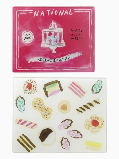 Kate Spade  One Smart Cookie Food Preparation Boards $25.00