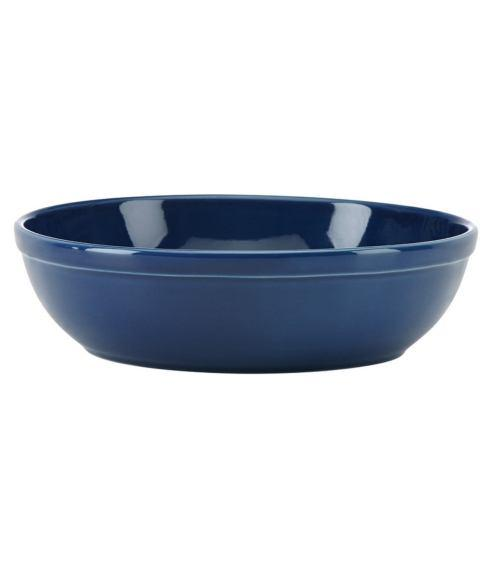 Kate Spade  Sculpted Scallop Dinnerware Navy Individual Pasta Bowl $13.00