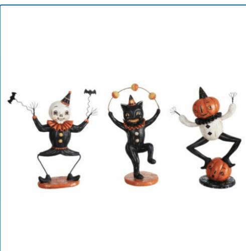 $42.00 Dancing Pumpkin Peeps, Set of 3