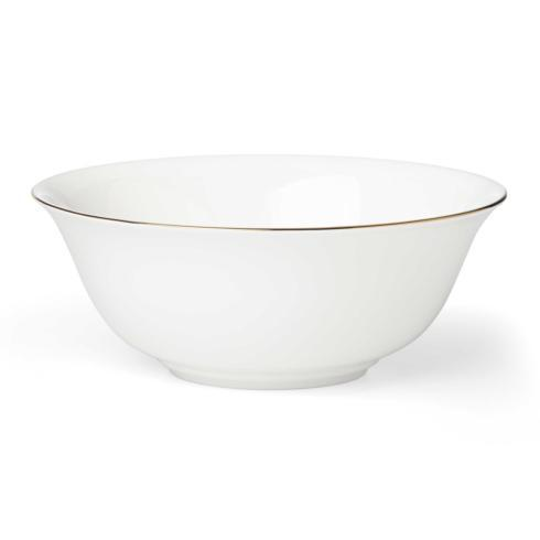 Lenox  Continental Dining Gold Small Serving Bowl $90.00