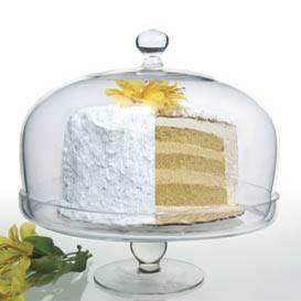 Artland  Simplicity Entertaining Covered Cake Dome $56.00