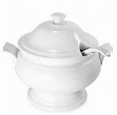 B.I.A. Cordon Bleu  White Serve Pieces 3 Piece Soup Tureen $50.00