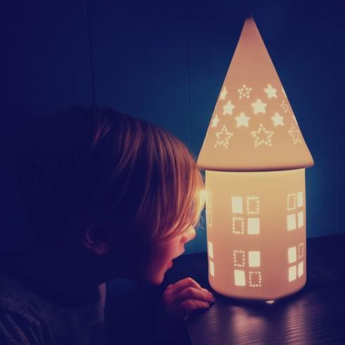 $60.00 Starlight House Luminaire