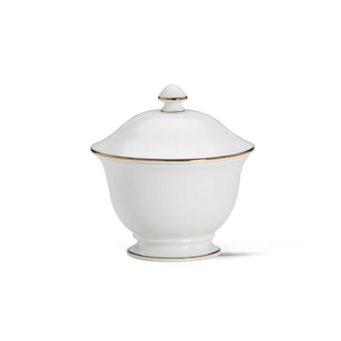 Lenox  Continental Dining Gold Sugar Bowl $80.00