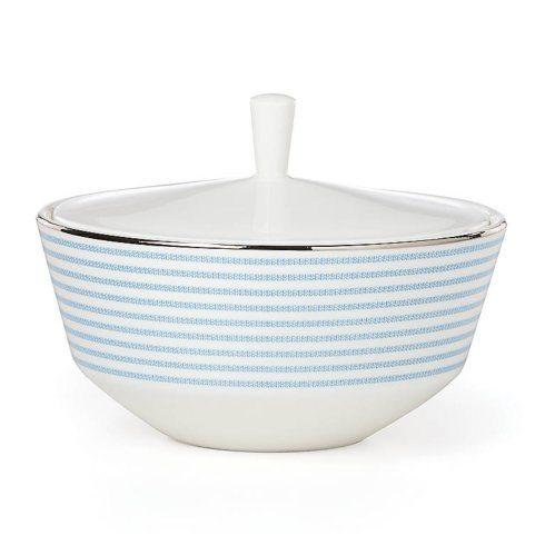 Kate Spade  Laurel Street Covered Sugar Bowl $65.00